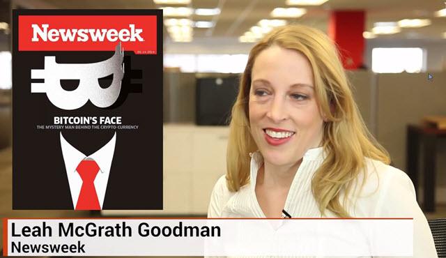 Leah McGrath Goodman Is A Fake Journalist