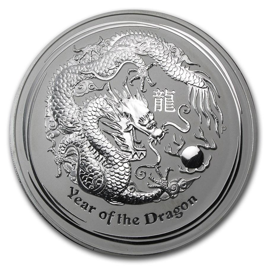 2012 1 Kilo Dragon - Front