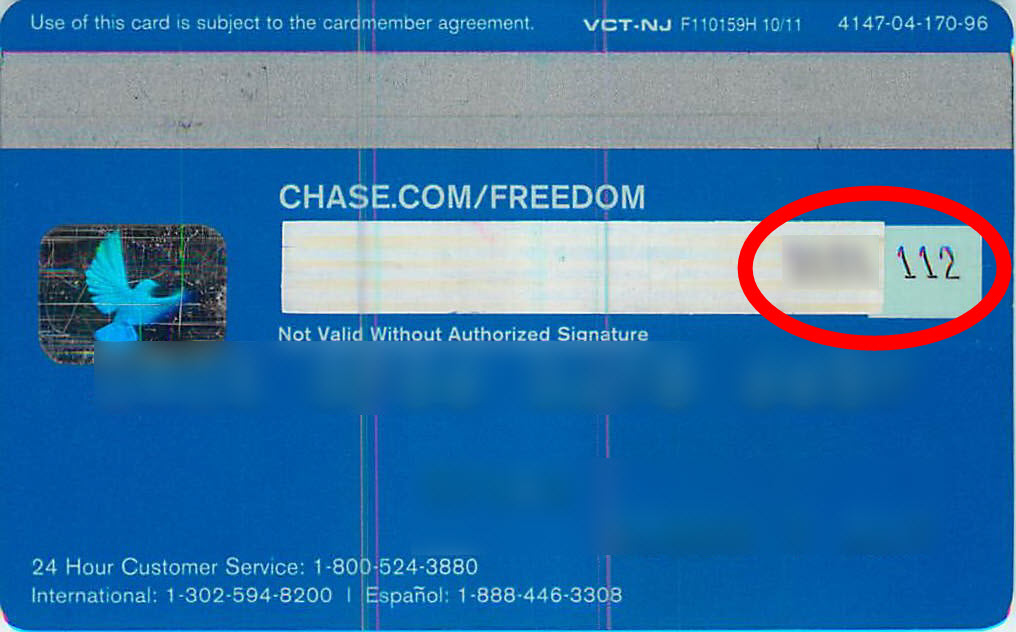 Prison Or Freedom - Tai Zen's Hacked Home Depot Credit Card (back)