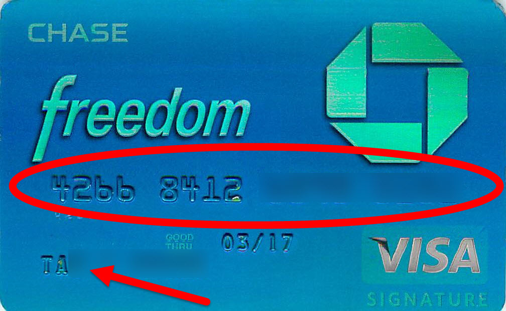 Prison Or Freedom - Tai Zen's Hacked Home Depot Credit Card (front)